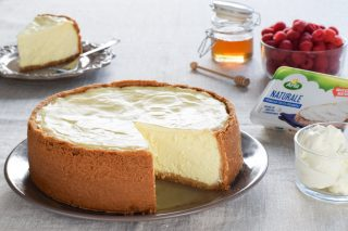 NEW YORK CHEESECAKE (versione classica)